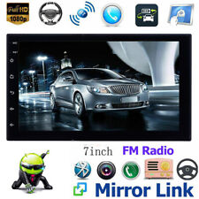 7 Inch Screen Display Car GPS Stereo MP5 Player FM Radio Head Unit Android 9.1