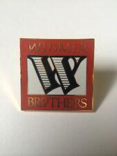 WIDMER BROTHERS beer bar draft brewery metal lapel hat tie pin back