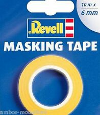 (0,22€/m) Revell 39694 Masking Tape, 10m lang x 6mm breit, Neu