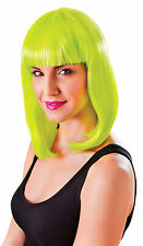 CHIC DOLL WIGS ALL COLOURS 1980s FANCY DRESS COSTUME ACCESSORY