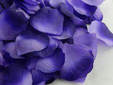 10 - 400 Pcs SILK PETALS DECORATION FLOWER WEDDING TABLE CONFETTI , Synthetic