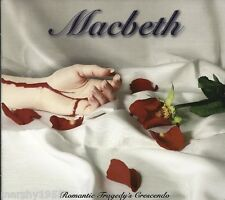 Macbeth - Romantic Tragedy's Crescendo CD