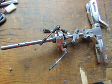 SYNERGY E7 FBL MAIN ROTOR HEAD ASSEMBLY TALL SHAFT VERSION MISSING PITCH LINKS