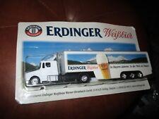 Camion poids lourd avec remorque-publicitaire-Bière Allemande-Neuf-20cm