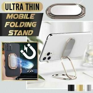 Retractable Magnetic Phone Ring Holder Portable- Free Shipping