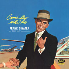 Frank Sinatra Reissue Pop Vinyl Records