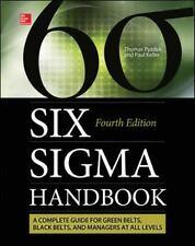 The Six Sigma Handbook by Thomas Pyzdek and Paul A. Keller (2014, Hardcover)