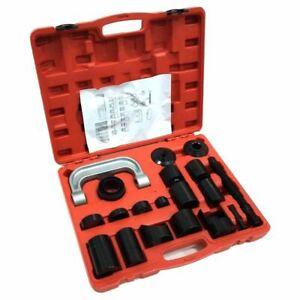 21PCS Ball Joint Remover Adapter Master Tools Car Repair Service Kit Set
