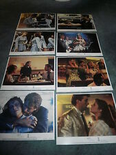 PEGGY SUE GOT MARRIED(1986)KATHLEEN TURNER SET OF 8 LOBBY CARDS