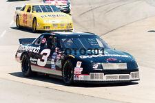 Dale Earnhardt Nascar Winston Cup Race Car Driver 8x10 Photo #NS1208-022