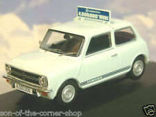 VANGUARDS 1/43 1976 MINI 1275GT 1275 GT GLACIER WHITE 4,000,000TH MINI VA13505