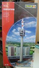 """Faller HO 191760 Fernsehturm 90cm hoch """"Neu""""(594)"""