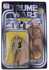 DARTH TRUMP GOLD EDITION SIGNED NUMBERED DCON 2016 TIMEBANDITS X SPECIAL ED TOYS