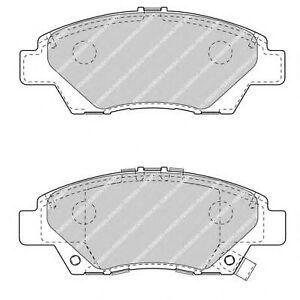 Kit Pastiglie Freni ANTERIORI Ferodo HONDA JAZZ III '08-> 1.2 66 KW 90 CV