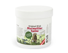 Murmeltiersalbe Original Röck Naturprodukt Inhalt j250ml Grundpreis 319,00/L