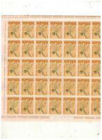 MNH Italia Repubblica 1965 EUROPA SET IN SHEETS OF 35 .