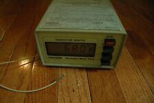 Sensortek Termalert TH-8 temperature monitor  Thermocouple model