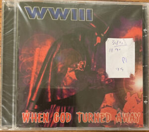When God Turned Away CD - WWIII -  NEW SEALED EB13