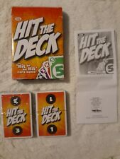 Fundex Hit The Deck Card Game Sealed Decks!!