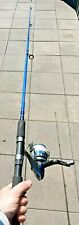 Fishing rod and reel - Jarvis Walker Maxispin