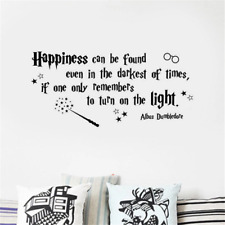 Harry Potter Vinyl Wall Decal Nursery Kids Room Art Decor Mural Wall Stickers