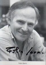 Autogramm - Fabio Sarno (Lindenstrasse)