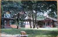 1910 Postcard: Miramar Lodge/Hotel - Santa Barbara, California CA