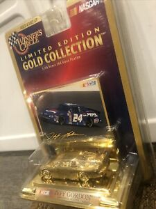 JEFF GORDON PEPSI SPECIAL 1999 GOLD COLLECTION SERIES WINNERS CIRCLE #24