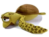 DISNEY STORE EXCLUSIVE Pixar Finding Nemo Plush Turtle CRUSH
