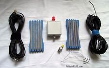 1.6- 50MHz shortwave antenna LW1650 portable long-range antenna