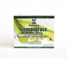 RAMWONG LEMONGRASS INSTANT HERBAL DRINK - 10 SACHETS