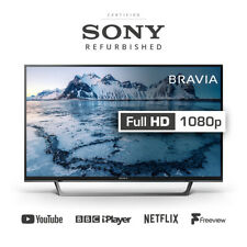 "Sony Bravia TV KDL40WE663 40"" Smart LED 1080p HDR Full HD High Definition"