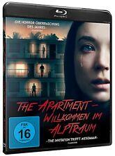 1BR THE APARTMENT (2019 Nicole Brydon Bloom Giles Matthey) NEW Region B Blu Ray
