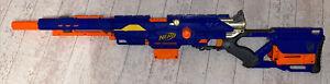 Nerf Longstrike Cs 6 / Nerf Long Strike Cs 6 / Blau