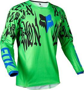 Fox Racing 180 Peril Jersey Men's Motocross MX/ATV/UTV Riding Shirt Adult '22