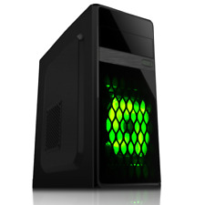 Gamer komplett PC AMD Ryzen 5 2400g 256gb 500gb SSD Radeon RX Vega11 System