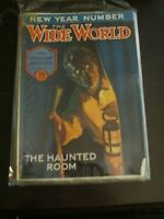 The Wide World Magazine January 1925 The Haunted Room PULP Fiction