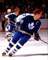 Darryl Sittler Toronto Maple Leafs 8x10 Photo