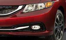 Genuine OEM Honda Civic 4Dr Sedan Fog Light 2014 LX HF