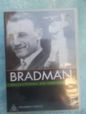 BRADMAN REFL;ECTIONS ON THE LEGEND  R4 G