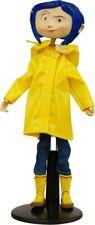 Coraline Bendy Doll Impermeables y Boots Figura de Acción Neca