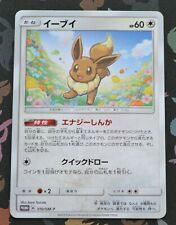 Japanese Pokemon World Hobby Fair 2019 EEVEE Promo 310/SM-P