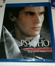 New American Psycho Uncut Version Unrated Hd Color Blu-Ray