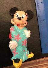 Vintage Bully Disney Minnie Mouse Geisha Hand Painted Figurine Germany
