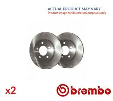 Brembo 09.A454.11 Front Brake Discs 321mm Vented Vauxhall Zafira Astra H MK5