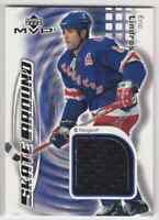 2002-03 Upper Deck MVP Skate Around Jerseys Eric Lindros Jersey #SA-EL