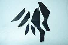 Polaris Snowmobile Handguard Decal Kit Black 2875589-070
