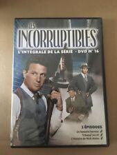 LES INCORRUPTIBLES .... DVD N°16 ..... ROBERT STACK