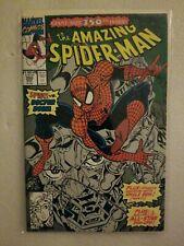 Marvel Comics Amazing Spider-Man #350 (Aug 1991) Erik Larsen Doctor Doom VF/NM