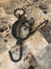 Antique GERMAN Hanging Oval SCALE BALANCE, Marked GERMANY, Circa 1750